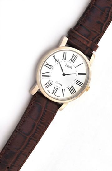 мужские наручные часы луч